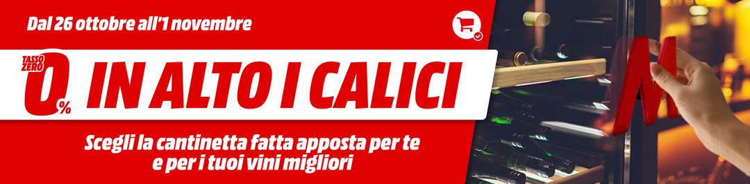In alto i calici - mediaworld.it