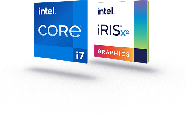 Badge Intel Core