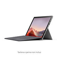 MICROSOFT Surface Pro7 256gb i5 16gb Platinum