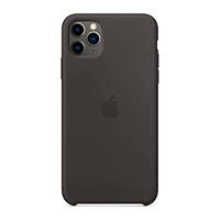 APPLE Custodia in silicone per iPhone 11 Pro Max - Nero