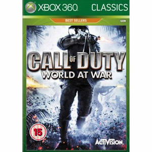 ACTIVISION BLIZZARD CALL OF DUTY - WORLD AT W