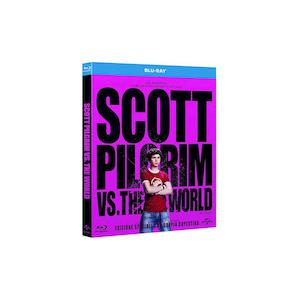 SCOTT PILGRIM VS THE WORLD - Blu-Ray