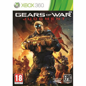 MICROSOFT SW GEARS OF WAR - JUDGMENT