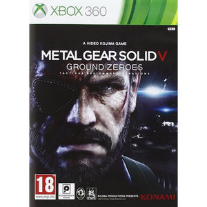 Metal Gear Solid: Ground Zeroes - XBOX 360