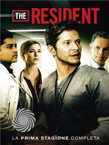 THE RESIDENT - STAGIONE 01 - DVD