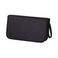 Borsa CD Wallet per 104 CD/DVD, nero HAMA Wallet 7411617 su Mediaworld.it