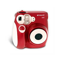 Instant camera POLAROID 300 Analog Rosso su Mediaworld.it
