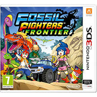 Fossil Fighters - 3DS