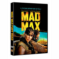 MAD MAX - FURY ROAD - DVD