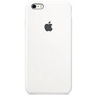 APPLE Silicone Iphone 6S white