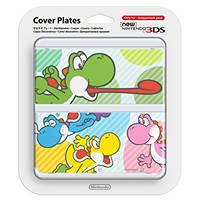 Set Cover decorativa per New Nintendo 3DS NINTENDO NEW 3DS COVER 028 YOSHI su Mediaworld.it