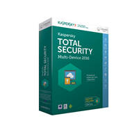 KASPERSKY Total Security + Safe Kids 3 PC