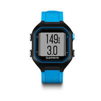 Sportwatch GARMIN Forerunner 25 nero/blu large su Mediaworld.it