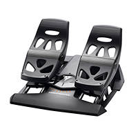 Timone a Pedali addizionale per Joystick THRUSTMASTER T-FLIGHT RUDDER PEDALS su Mediaworld.it