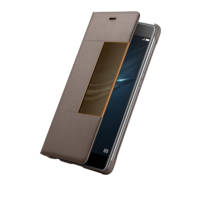 HUAWEI S-View Cover P9 Brown