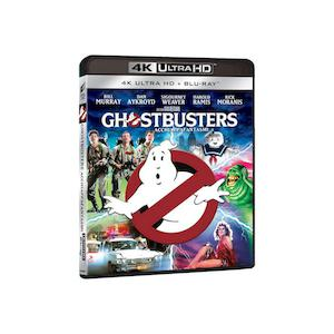 GHOSTBUSTERS Acchiappafantasmi - Ultra HD - Blu-Ray