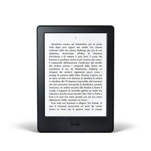 KINDLE 8TH Gen (2016) Nero