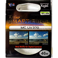 Smart Filter MC UV370 SLIM 46 mm KENKO FILTRO UV 46MM su Mediaworld.it