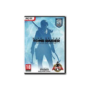 RISE OF THE TOMB RAIDER 20 Year Celebration (Day-One Limited) - PC - PRMG GRADING OKBN - SCONTO 22,50%