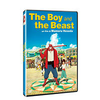 DVD The Boy and the Beast - DVD su Mediaworld.it