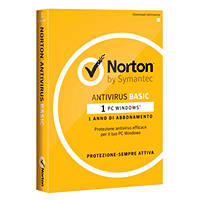 SYMANTEC Norton Antivirus Basic 1 Device