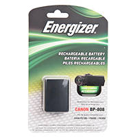 Accessori Videocamere ENERGIZER ENV-C808 REPL CANONBP-808 su Mediaworld.it