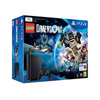 SONY PS4 Slim Chassis D 1TB + Lego Dimensions