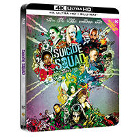 Suicide Squad (4K Ultra HD) - Blu-ray