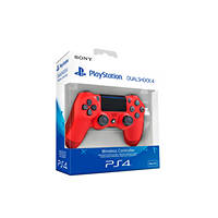 SONY PS4 Controller DS V2 Magma Red