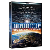 Independence Day - Rigenerazione - DVD