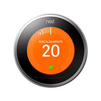 Termostato Nest Learning NEST Learning Thermostat - PRMG GRADING OOBN - SCONTO 15,00% su Mediaworld.it