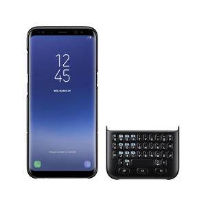 SAMSUNG Keyboard Cover Black S8+