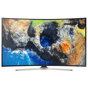 Smart Tv Led 55'' Ultra HD (4K) Curvo SAMSUNG UE55MU6200KXZT su Mediaworld.it