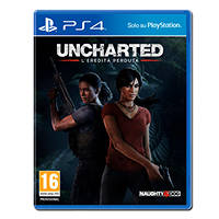 Uncharted - L'eredità perduta (The lost legacy) - PS4