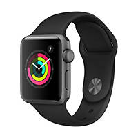 Smartwatch Apple Watch Series 3 38mm Space Grey su Mediaworld.it