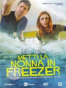 Metti la nonna in freezer - DVD