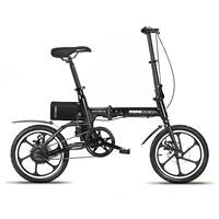 MOMO DESIGN New York 16 e-bike