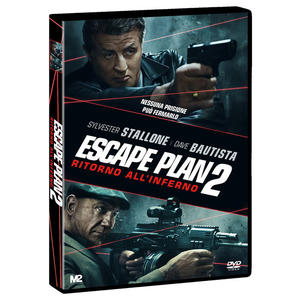 Escape Plan 2 - Ritorno All'inferno - DVD