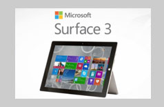 video surface 3